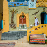 Villaggio nubiano, Egitto
