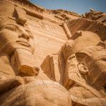 Statue colossali di Ramesse II, Egitto